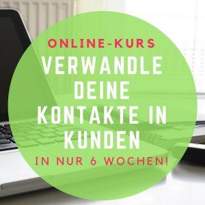 Onlinekurs Die Kontakterin